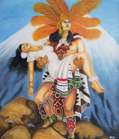Popocatepetl & Ixtalacihuatl
