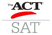 COLLEGE ADMISSIONS TESTS:  ACT and SAT