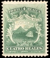 first postal stamp