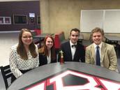 FHS Speech & Debate Winners