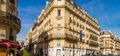 Vårt hotell i Paris