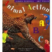 Animal Action ABC ~ Karen Pandell