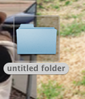 "Rename folder- ""movie"""