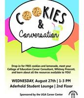 Cookies & Convo