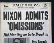Scandal of Nixon