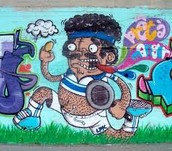 Some Italian Graffitti