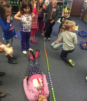 Measuring with 100 Connecting Cubes