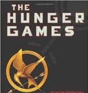 The Hunger Games by, Suzanne Collins