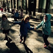 Recess at Metrotech