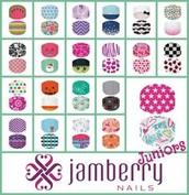 Jamberry Juniors