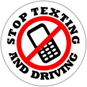 Dont text when driving