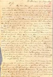 treaty of 1844 and the election of 1844