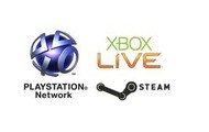 The 3 most used gaming networks