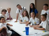 SHJH Student Council Leadership Training