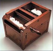 The cotton Gin Is For Sale Right Know!! You Better Get It While You Can !!!