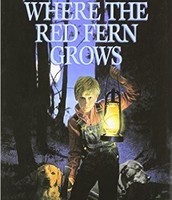 Where the Red Fern Grows by Wilson Rawls 1961