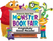 Scholastic Book Fair Dec 7th to 10th