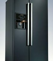 Side- by- side refrigerator