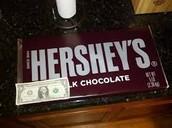 Giant Hershey Bar