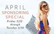 Sponsoring Special