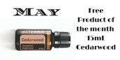 Product of the Month: 15mL Cedarwood