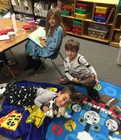 Cozy with our books!