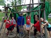 Second Grade Ecotarium Adventures