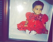 First born - January 29, 2001