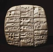 Clay Tablets Used In Mail