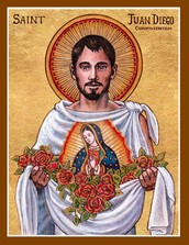 Who is Juan Diego?