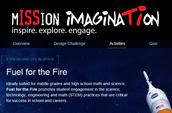 NASA and TI present Mission Imagination