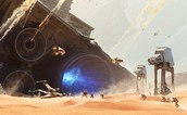 Do you like the star wars movies? If you do you should play the new cool game Battlefront