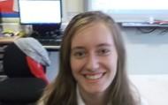 Cassie Maher The New School Captain