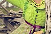 Irena Levkovich / showclass Jacket, Dress - workshop Bolero