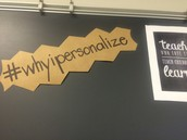 A Challenge for YOU: #whyipersonalize