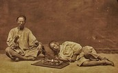1838-1842 First Opium war in China