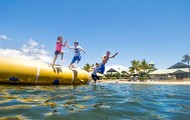 The Water Trampoline