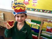 Happy 6th birthday Reuben!