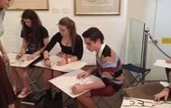 Drawing Workshop at the Brett Whiteley Studio