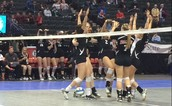 ROCORI Volleyball Places 4th At State