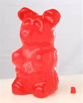 gummy bears are awesome