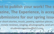 Be part of the student magazine!