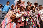 Los Niños de los Andes (o Las Tierras Altas)