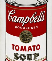 Campbell's Soup Can-1964