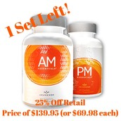 AM/PM Essentials PRICE REDUCED! Now 50% off!