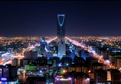 A famous place in Saudi Arabia