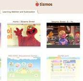 Visual Bookmarking for Kids