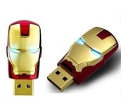Pendrive with extra GB.