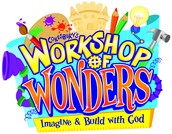 Music, Crafts, Bible Stories, Snacks and Games!