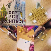 Literacy inspired MAKING with Iggy Peck, Architect
